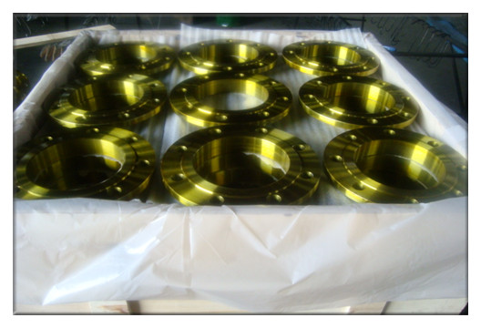 packaged flanges