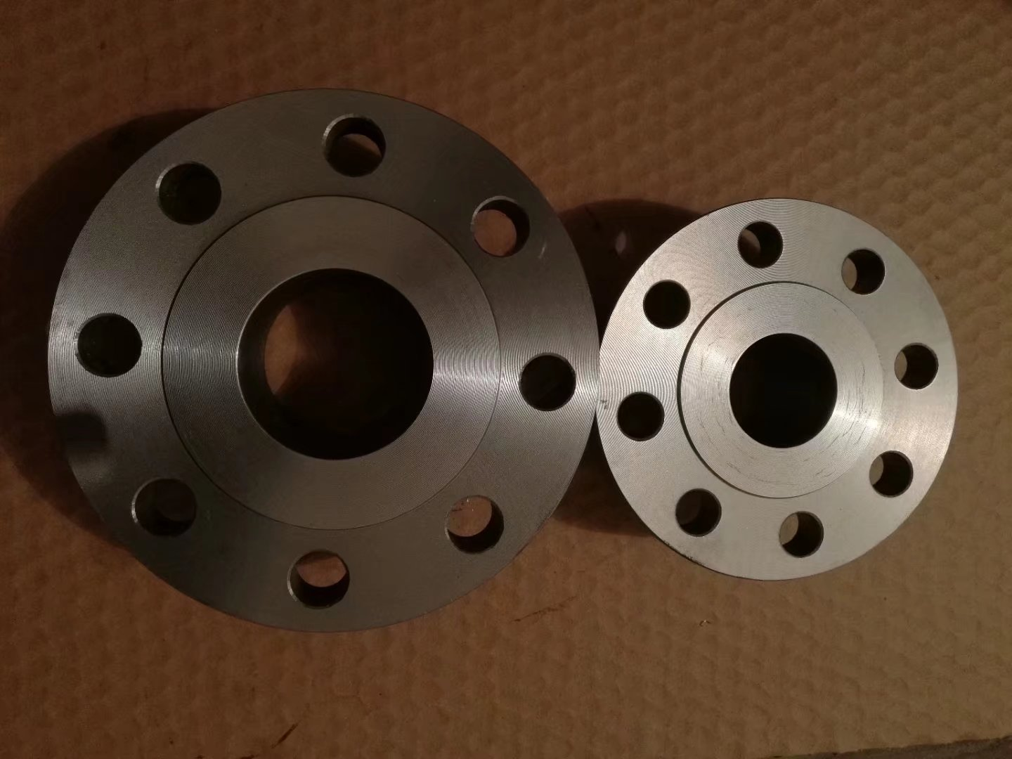 A182 F9 & NACE MR0103 flanges to Korea | Butt welding pipe fittings